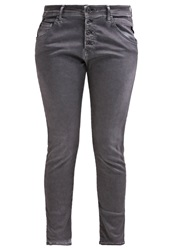 Replay Hyperflex Pilar Relaxed Fit Jeans Grey