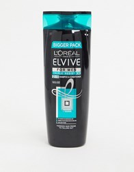 L'oreal Elvive Triple Resist Thinning Hair 2In1 Shampoo 500Ml No Colour