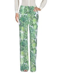 Ekle' Trousers Casual Trousers Green