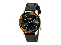 Electric Eyewear Fw03 Leather Gold Tort Black Sport Watches