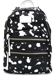 Marc By Marc Jacobs 'Domo Arigato Oil Drops Packrat' Backpack Black