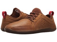 Vivobarefoot Primus Lux Wp Leather Dark Brown Women's Shoes