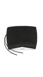 Narciso Rodriguez Gia Clutch With Sphere Black Stone