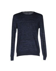 Hosio Sweaters Dark Blue