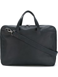 Isaac Reina Double Laptop Bag Blue