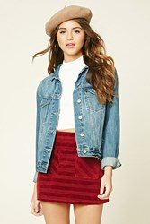 Forever 21 Corduroy Mini Skirt
