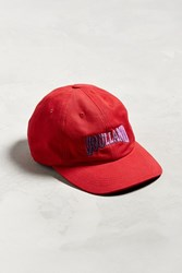 Soulland Baseball Hat Red