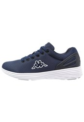 Kappa Trust Cushioned Running Shoes Navy White Dark Blue