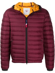 Rossignol Verglas Down Jacket Red