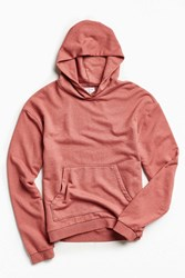 Urban Outfitters Uo Malone Hoodie Sweatshirt Berry