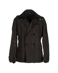 Massimo Rebecchi Coats And Jackets Jackets Men Black