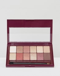 Maybelline The Burgundy Bar Eyeshadow Palette The Burgundy Bar Multi