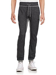 Prps Cotton Blend Sweat Pants Dark Grey