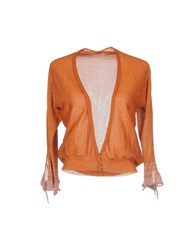 Devotion Cardigans Orange