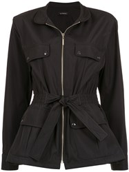 Olympiah Explora Coat Black