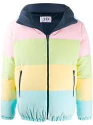 Lc23 Colour Block Padded Jacket 60