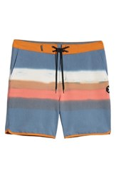 Hurley Beachside Spray Board Shorts Blue Force