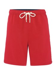 Howick Plain Swim Short Red