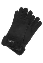 Ugg Gloves Black