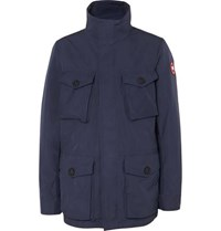 Canada Goose Stanhope Shell Jacket Navy