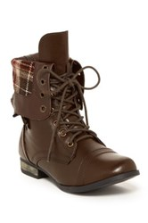 Charles Albert Cablee Boot Brown