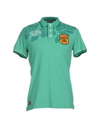 Marville Polo Shirts Green