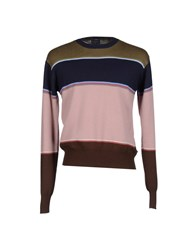 Paul Smith Jeans Sweaters Pastel Pink