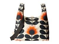 Orla Kiely Summer Flower Stem Midi Sling Bag Sunset Handbags Multi