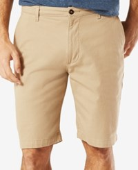 Dockers Stretch Classic Fit 9.5 Perfect Short D4 Sand Dune