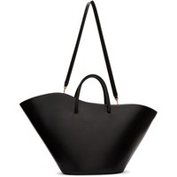 Little Liffner Black Large Two Way Tulip Tote