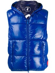 Save The Duck Hooded Puffer Gilet 60