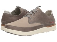 Superfeet Ross Charcoal Gray Paloma Men's Shoes Brown