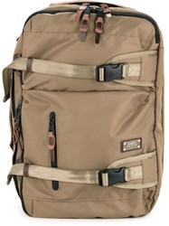 As2ov Small Cordura Dobby 305D 3Way Bag Brown
