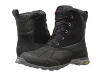 Ahnu Sugar Peak Insulated Wp Black Women's Shoes