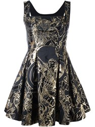 Philipp Plein 'Do Ut Des' Dress Black
