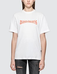 Wasted Paris London S S T Shirt