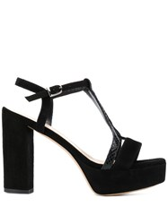 Marc Ellis Classic Heeled Sandals Black