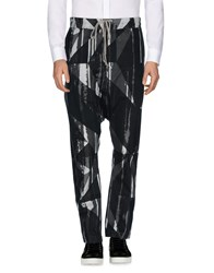 Rick Owens Drkshdw By Casual Pants Lead