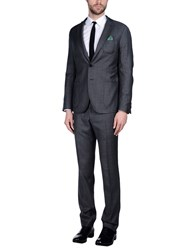 Paoloni Suits Steel Grey