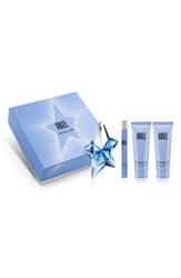 Thierry Mugler Angel By Four Piece Fragrance Set 122 Value No Color