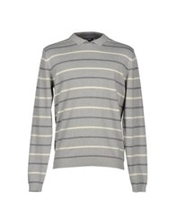 Todd Snyder Knitwear Jumpers Men Grey