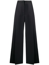Camilla And Marc Wide Leg Trousers Black
