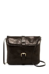 Ugg Cortona Leather Clutch Black