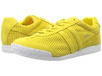 Gola Harrier Squared Yellow Women's Shoes