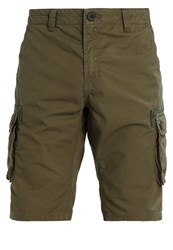 Solid Gael Shorts Ivy Green Oliv