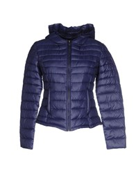 Bomboogie Coats And Jackets Down Jackets Women Dark Blue