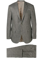 Corneliani Two Piece Formal Suit Grey