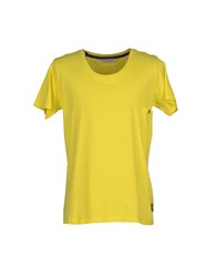 Anerkjendt Topwear T Shirts Men Yellow