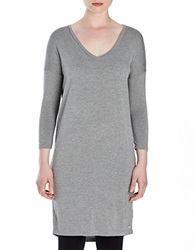 Bench Tender Tunic Dress Storm Cloud