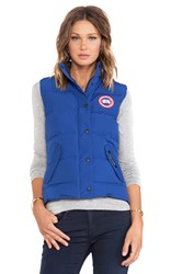 Canada Goose Freestyle Vest Blue